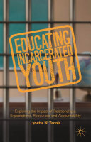 Educating Incarcerated Youth Pdf