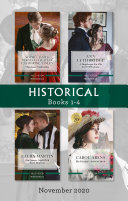 Historical Box Set 1 4 Nov 2020 Christmas Cinderellas A Shopkeeper for the Earl of Westram One Snowy Night With Lord Hauxton The Viscount s Yu