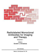 Radiolabeled Monoclonal Antibodies for Imaging and Therapy Book