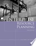 """Enterprise Resource Planning"" by Bret Wagner, Ellen Monk"