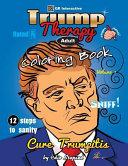Trump Therapy Coloring Book