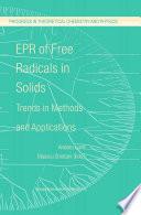 EPR of Free Radicals in Solids Book