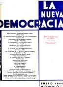 La Nueva democracia ...
