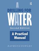 Drilling for Water Pdf/ePub eBook