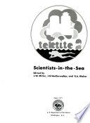 Scientists in the sea