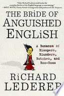 The Bride Of Anguished English Book PDF