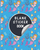 Blank Sticker Book