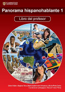 Books - Panorama Hispanohablante 1 Libro Del Profesor Con Cd-Rom | ISBN 9781107572881