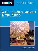 Moon Spotlight Walt Disney World   Orlando