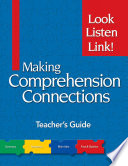 Making Comprehension Connections: Look, Listen, and Link!