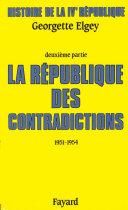 Pdf Histoire de la IVe République Telecharger
