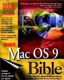 Macworld  Mac  OS 9 Bible