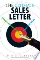 The Ultimate Sales Letter 3rd Editon E Book