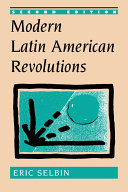 Modern Latin American Revolutions Book PDF