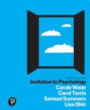 Invitation to Psychology,