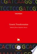 Genetic Transformation