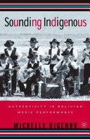 Sounding Indigenous