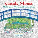 Claude Monet  Art Colouring Book