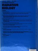 International Journal of Radiation Biology Book