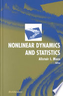 Nonlinear Dynamics And Statistics Book PDF
