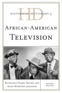 Cover image of book Historical Dictionary of African American Television