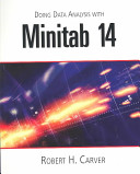 Cover of Doing Data Analysis with Minitab 14