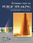 Dsst Principles of Public Speaking Dantes Study Guide