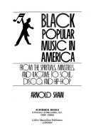Black Popular Music in America