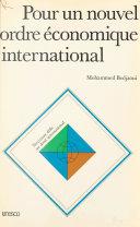 Pour un nouvel ordre économique international ebook
