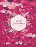 2020 Calendar Planner 8. 5 X 11