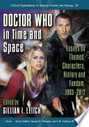 Doctor Who in Time and Space Book