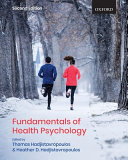 Fundamentals of Health Psychology