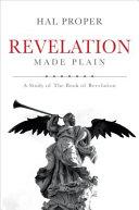 Revelation Made Plain Book