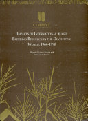 Impacts of International Maize Breeding Research in the Developing World, 1966-1990