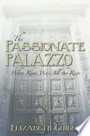 The Passionate Palazzo Book