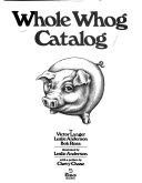 Whole Whog Catalog