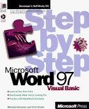 Microsoft Word 97 Visual Basic Step by Step