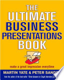 The Ultimate Business Presentations Book
