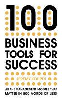 100 Business Tools for Success [Pdf/ePub] eBook