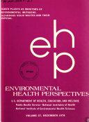 Environmental Health Perspectives ebook