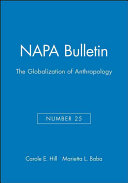 The globalization of anthropology - Seite 152
