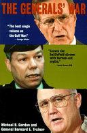 The Generals  War Book PDF