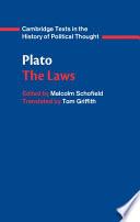 Plato  Laws Book