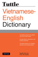 Tuttle Vietnamese English Dictionary