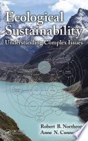 Ecological Sustainability