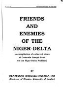 Friends and Enemies of the Niger-Delta