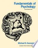 Fundamentals of Psychology