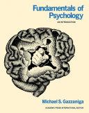 Fundamentals of Psychology Pdf/ePub eBook