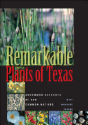 Remarkable Plants of Texas [Pdf/ePub] eBook