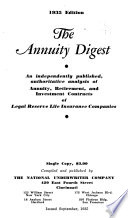 The Annuity Digest